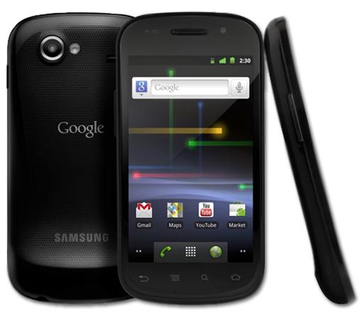 Google Nexus S, problemas de reinicio
