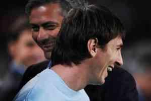 Mourinho y Messi reinan en el 2010 3