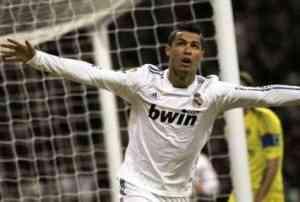 Cristiano Ronaldo es suficiente para ganar al Villareal 3