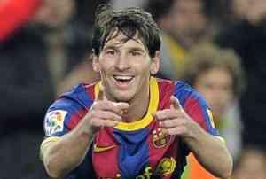 El Betis hace un buen juego, pero no pueden con el Barça del Messi 5