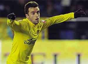 El Villareal brinda a Giuseppe Rossi 3