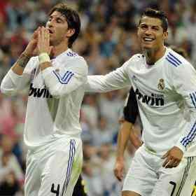 Sergio Ramos, Cristiano Ronaldo y una posible baja 3