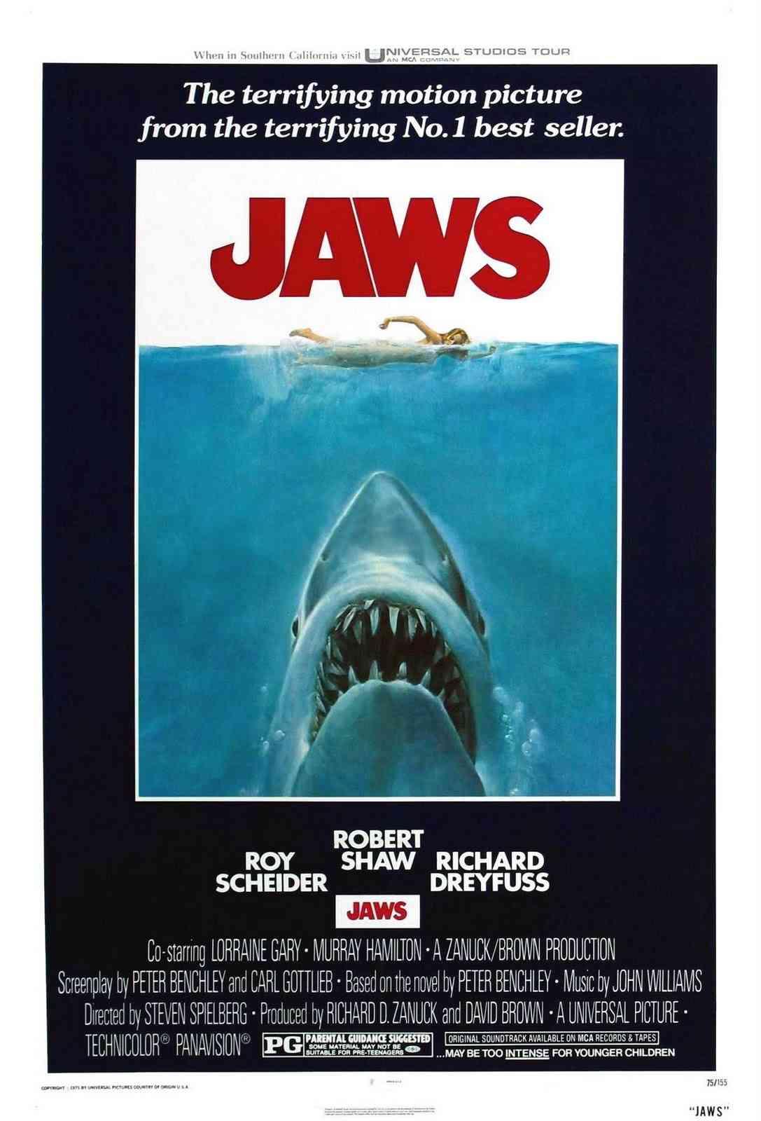 Películas Preferentes: 'Tiburón' (Steven Spielberg, 1975) 19