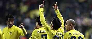 El Villarreal pasa de ronda sufriendo