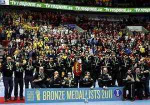 España logra la medalla de bronce al derrotar a Suecia