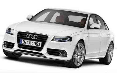 El nuevo Audi A4 5