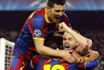 barcelona pasa a cuartos de la champions
