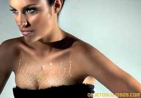 Tatuajes dorados 6