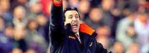 Emery puso la pizarra y Messi la rompió 3