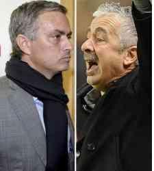Mourinho Vs Preciado, ¿habrá saludo? 3