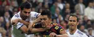 Un empate que favorece al Barcelona 3
