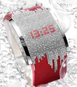 Diamond Fiction: Un Reloj impecable 3