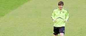 La noche de Fernando Torres
