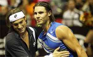 Nadal se enfrenta a Ferrer en la final 3