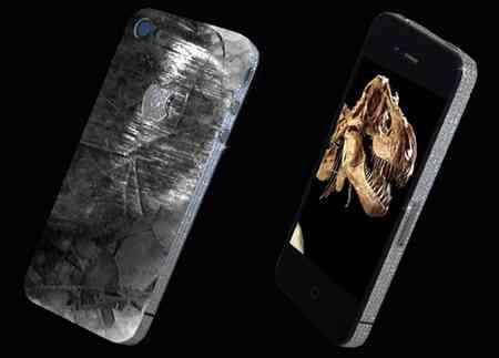 El IPhone de diamantes 5