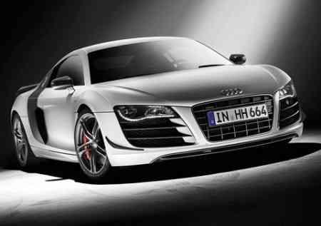 Audi R8 GT 3