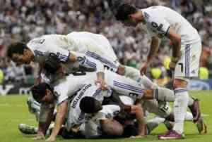 El Madrid con un pie en semifinales 3