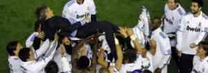Mourinho, un entrenador querido en la plantilla 3
