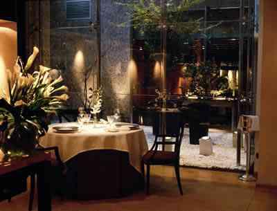 Restaurante de lujo en Madrid 3