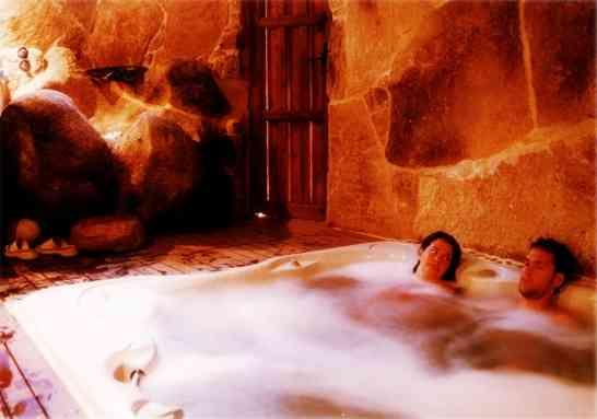 Un spa privado para dos 3