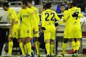 El Zaragoza se la juega ante un Villareal que quiere meter distancia