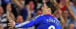 Fernando Torres consiguió marcar 3
