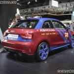Barcelona 2011: el stand de Audi 60