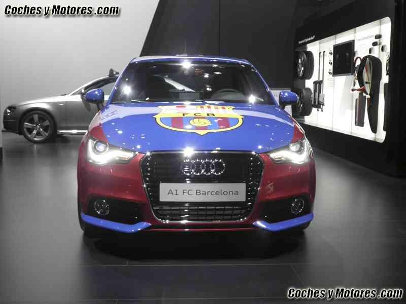 Barcelona 2011: el stand de Audi 51