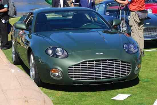 Aston Martin Zagato 3