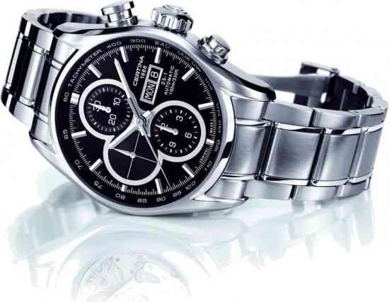 Un reloj único de Davidoff 3