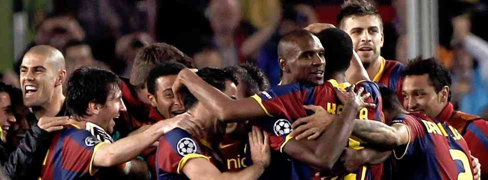 FC Barcelona ganador Champions League 2011