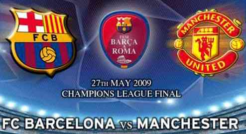 Final Champions League 2011 FC Barcelona Manchester United