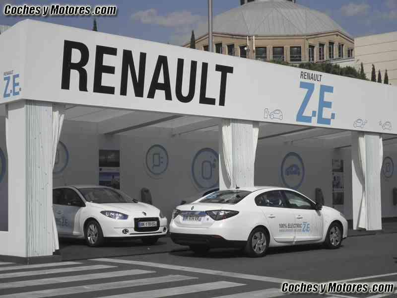 Renault y sus eléctricos, en el Salón de Barcelona 47