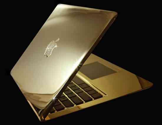 El MacBook más lujoso 3