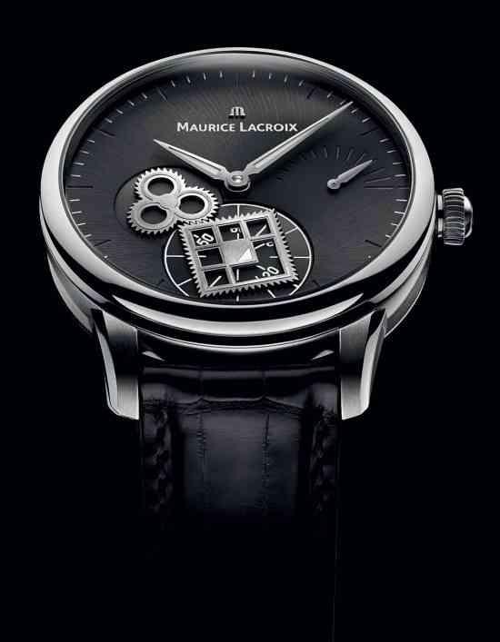 Lacroix Master Price Roue Carrée Seconde: un reloj de lujo 3
