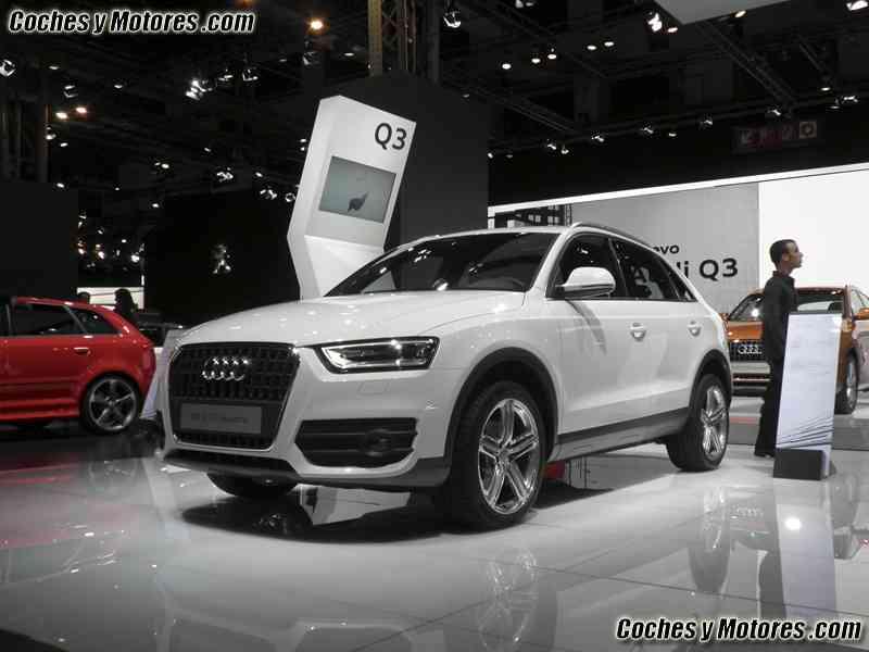 Barcelona 2011: el stand de Audi 47