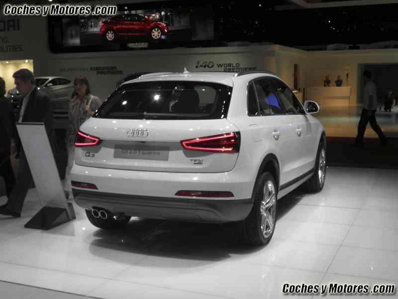 Barcelona 2011: el stand de Audi 48