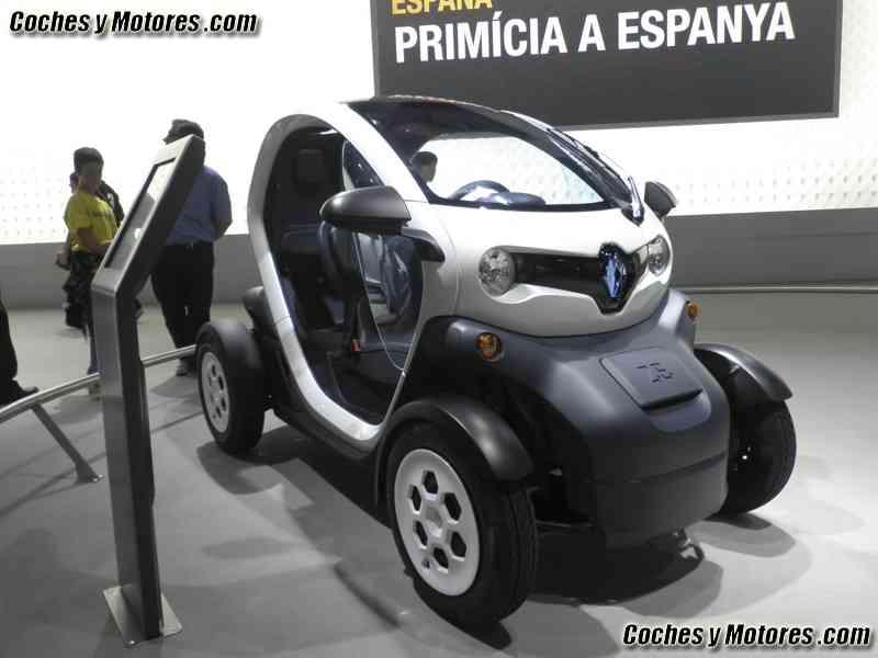 Renault y sus eléctricos, en el Salón de Barcelona 49
