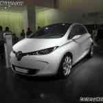 Renault y sus eléctricos, en el Salón de Barcelona 58
