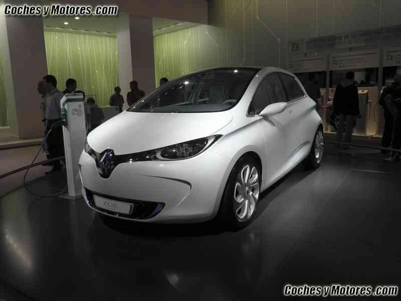 Renault y sus eléctricos, en el Salón de Barcelona 50