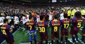 El Barcelona ganó la cuarta de calle