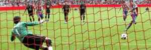 Barral y el penalti en el último minuto 3
