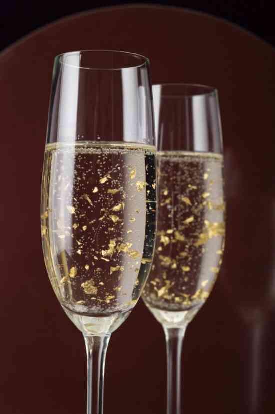 Champagne de oro 3