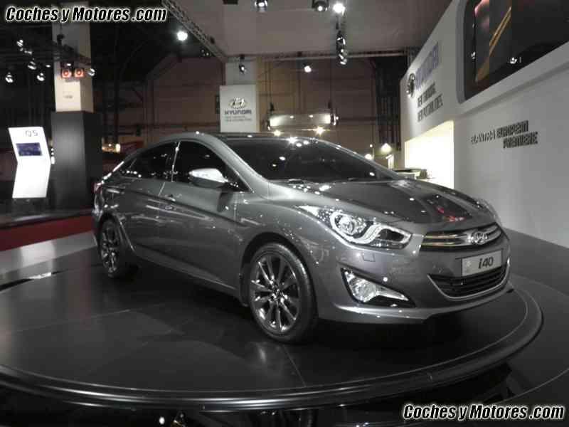 La única novedad mundial en el Salón de Barcelona: Hyundai i40 26