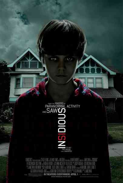 'Insidious', James Wan busca el norte 7