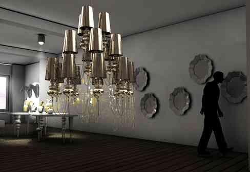 Lámparas extravagantes 3