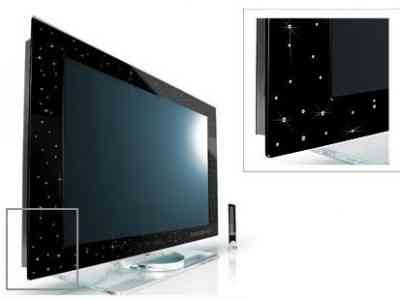 LCD con diamantes 3