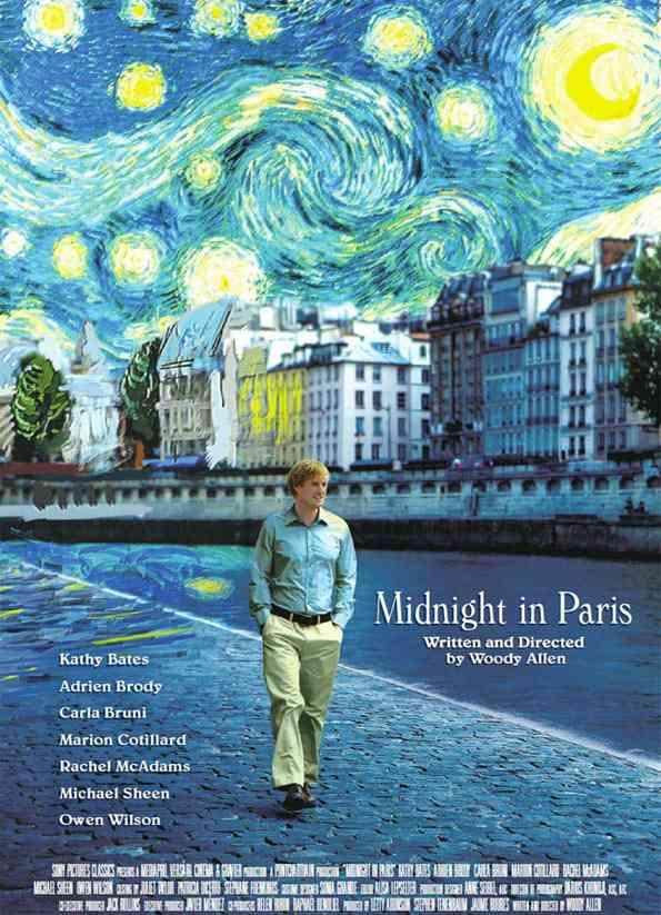 'Midnight in Paris', la Edad de Oro del desencanto 9
