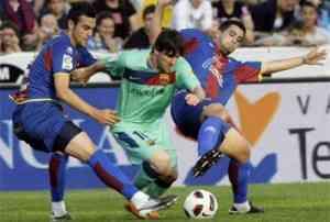 El Barcelona es campeón de liga 3