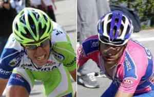Scarponi y Nibali no pueden con Contador 3